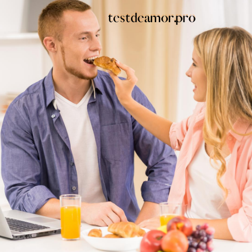 ¿Cómo eres como pareja_ test